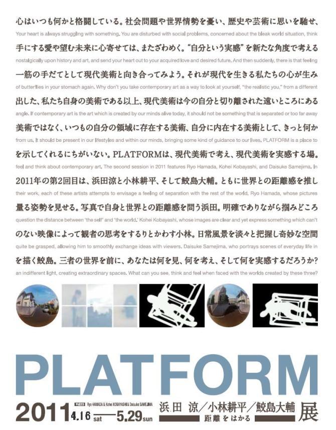 Platform2011